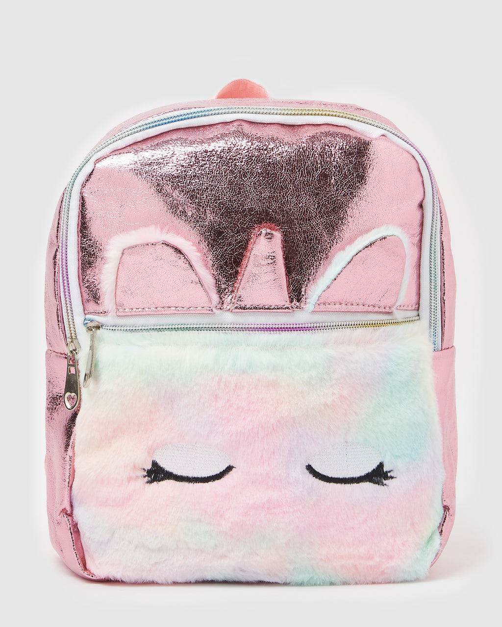 Izoa Kids Day Dreamer Backpack Iridescent Pink