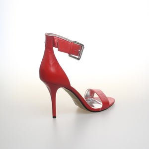 Izoa Girl Greenwich Village Heels Red (SIZE 41 ONLY)