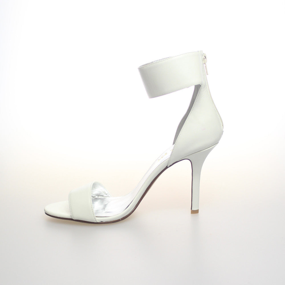Izoa Girl To Ny Heels White