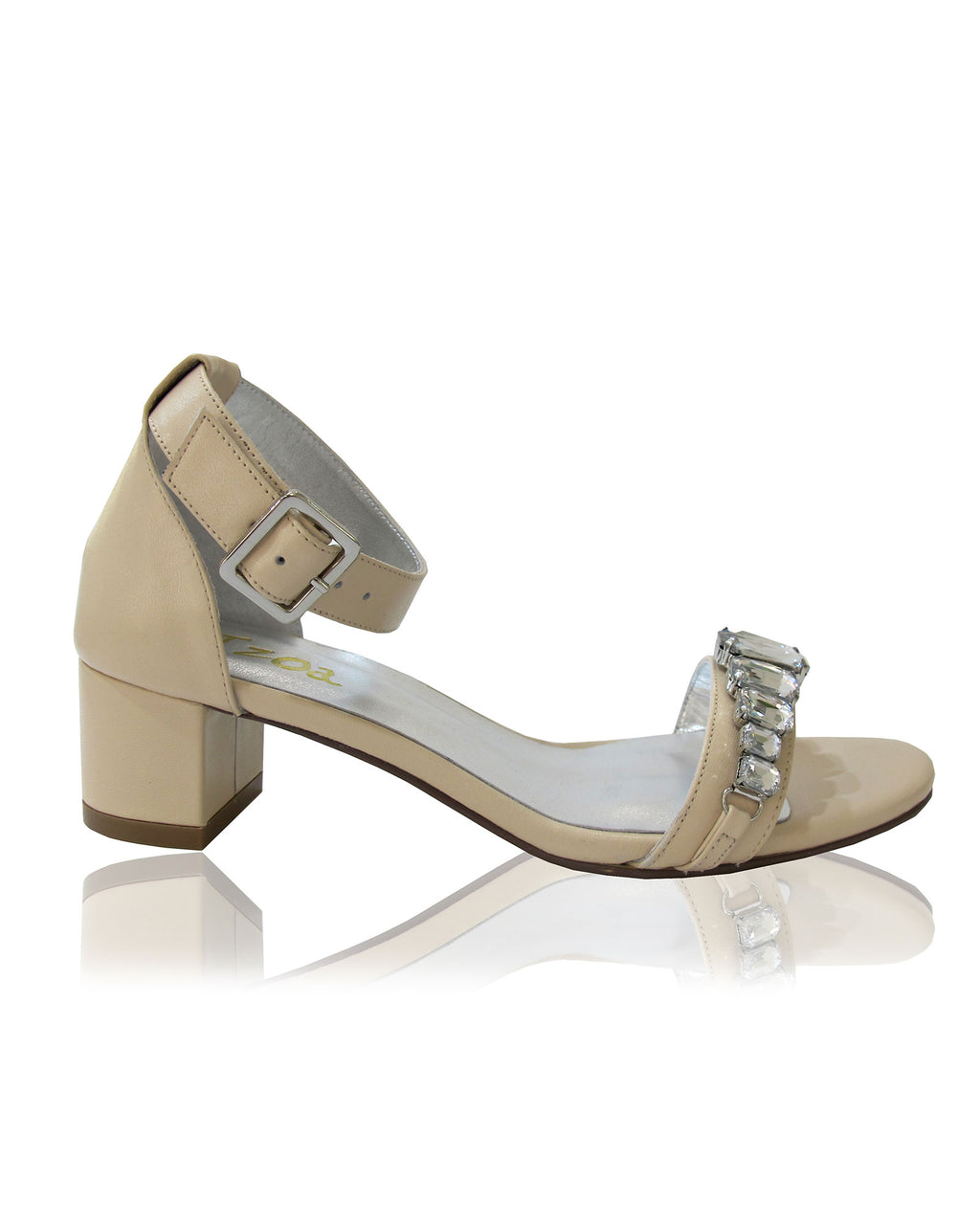 Izoa Manarola Sandals Nude [ONLY 35 & 37]