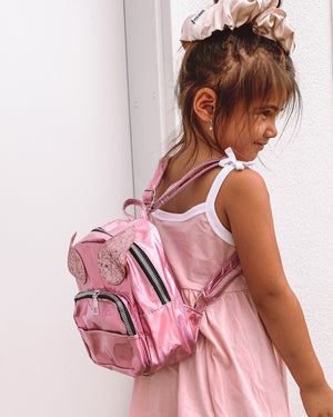 Izoa Kids Mini Dreamer Backpack Pink