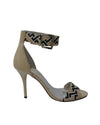 Izoa Girl Madison Square Heels Nude (SIZES 39 & 40 ONLY)