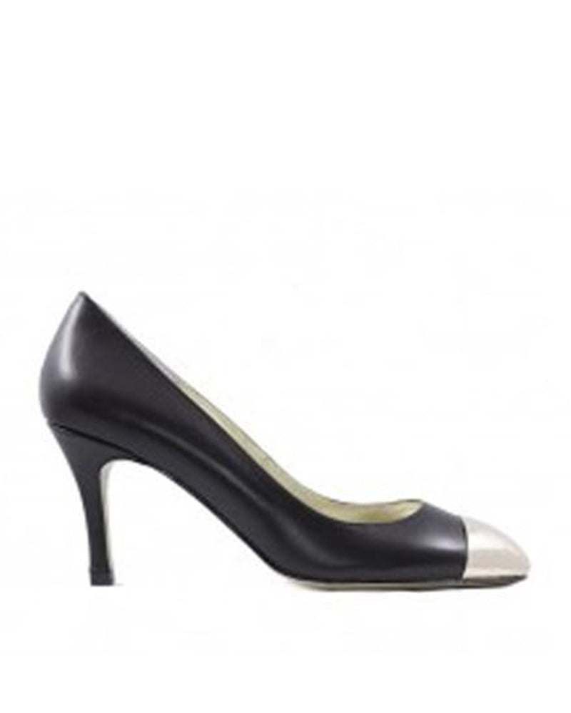 Izoa Tyra Heels Black (SIZES 35 & 39 ONLY)