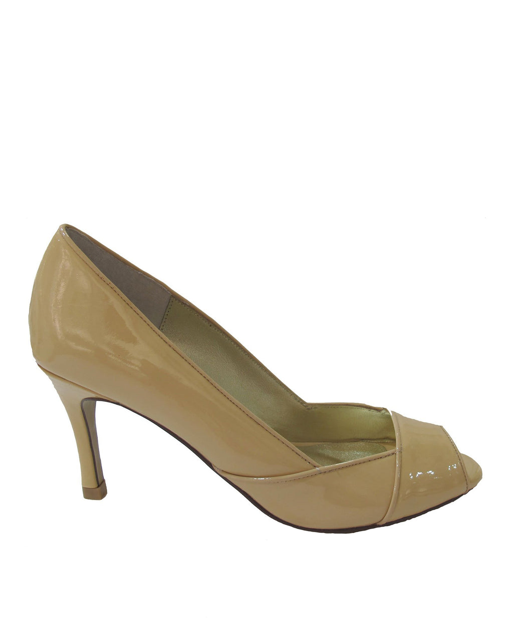 Izoa Sparkle Heels Nude (SIZES 35 & 37 ONLY)