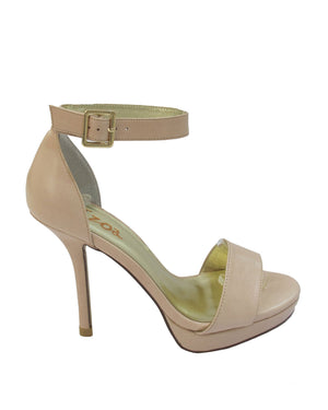 Izoa Lucille Heels Nude  (SIZE 40 ONLY)