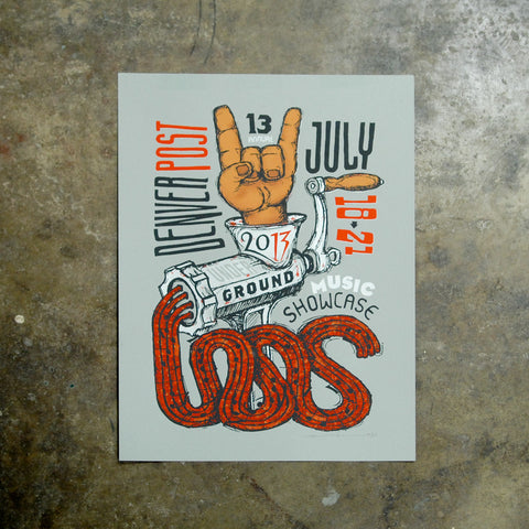 08 | UMS Ground Print