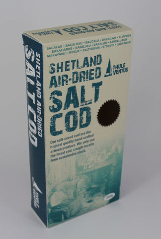 Salt Cod new pack