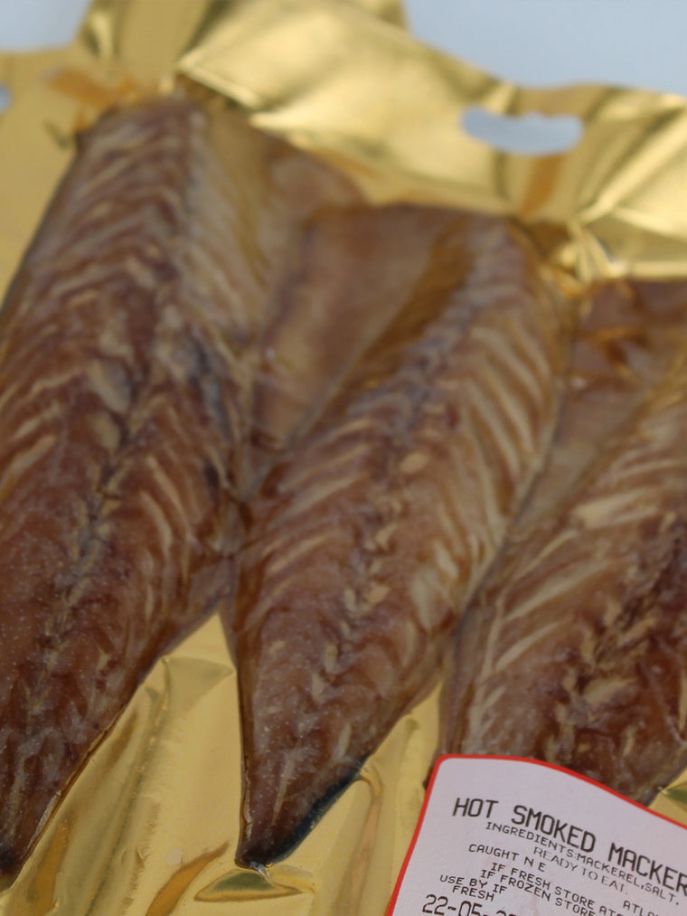 250g Hot Smoked Mackerel