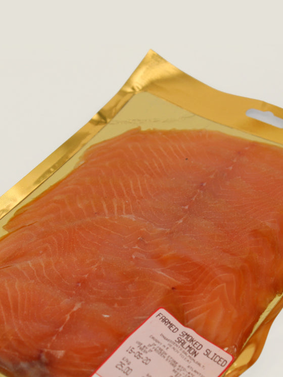 250g Sliced Smoked Salmon