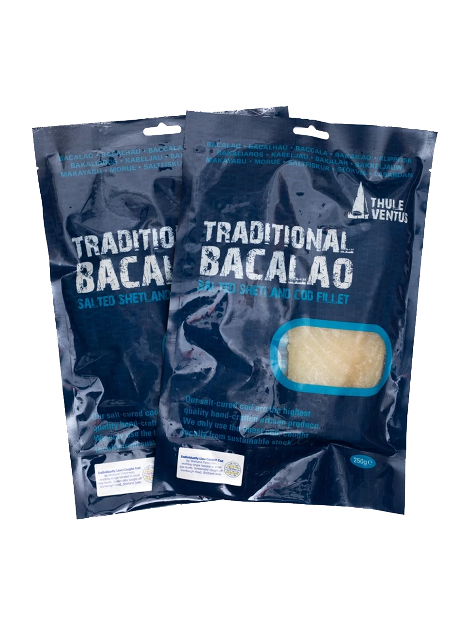 500g Wet Salt Cod (Bacalao)