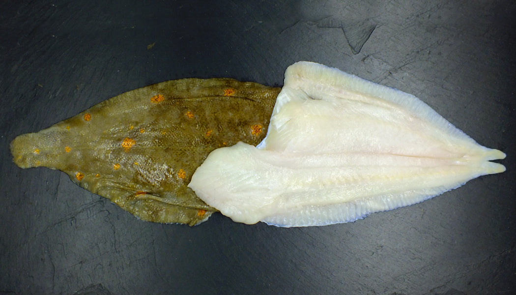 500g Fresh Plaice