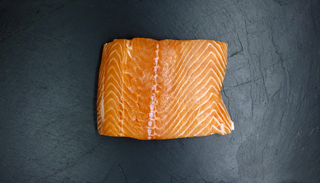 250g Hot Smoked Salmon Fillets