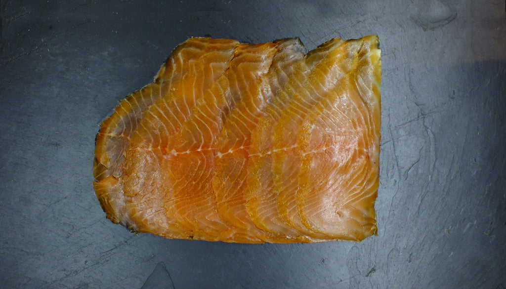 250g Sliced Cold Smoked Salmon