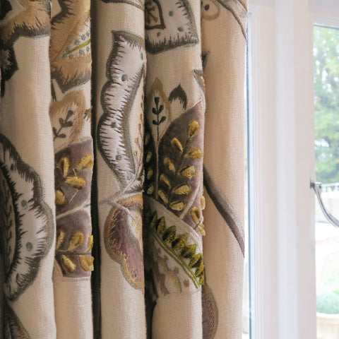 Curtains and Blinds Recently Styled