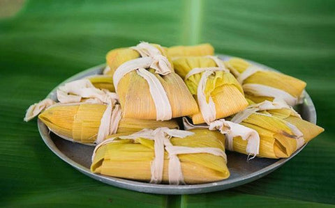 Mexican Tamales - Photo Credit: Alamy
