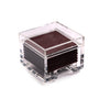 Coastbox Clear Python Burgundy - Posh Trading Company  - Interior furnishings london