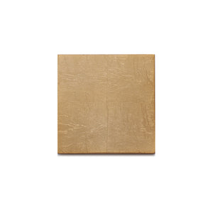 Silver Leaf Chic Matte Coaster Gold - Posh Trading Company  - Interior furnishings london