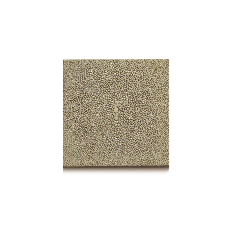 Coaster Shagreen Natural - Posh Trading Company  - Interior furnishings london