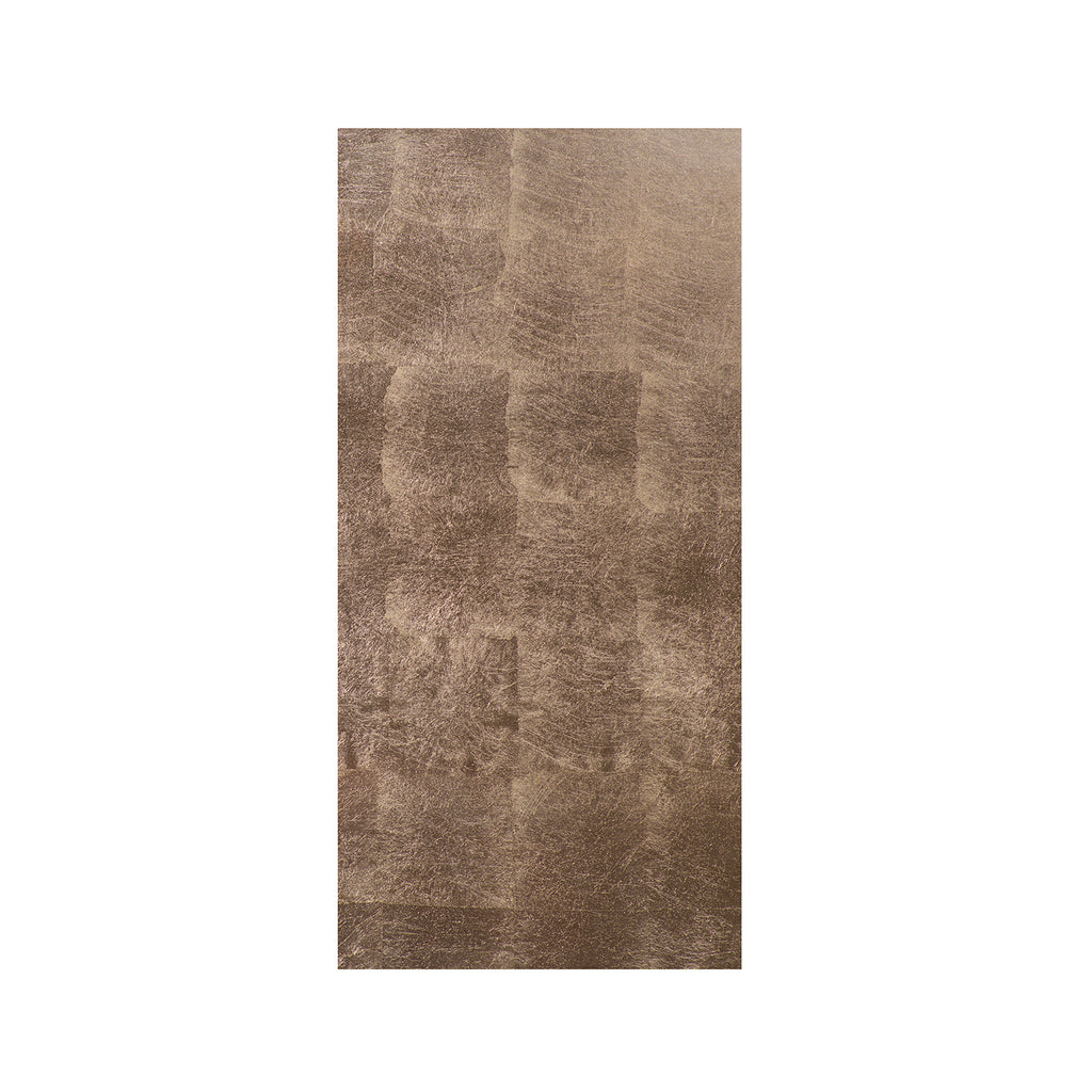 Silver Leaf Double Coaster Taupe - Posh Trading Company  - Interior furnishings london