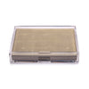 Grand Matbox Clear Shagreen Natural - Posh Trading Company  - Interior furnishings london