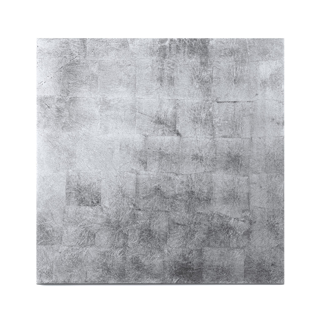 Silver Leaf Placemat Silver - Posh Trading Company  - Interior furnishings london