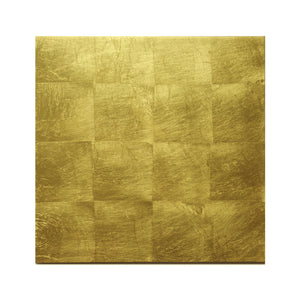 Placemat in Gold Leaf - Posh Trading Company  - Interior furnishings london