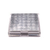Placebox Silver Leaf Matte Chic Silver - Posh Trading Company  - Interior furnishings london