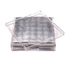 Placebox Clear Silver Leaf Silver - Posh Trading Company  - Interior furnishings london
