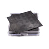 Placebox Clear Silver Leaf Stormy Sky - Posh Trading Company  - Interior furnishings london