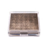 Placebox Clear Silver Leaf Taupe - Posh Trading Company  - Interior furnishings london