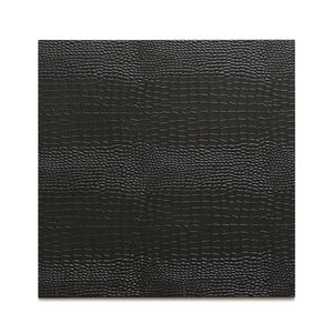 Double Coaster Python Black - Posh Trading Company  - Interior furnishings london