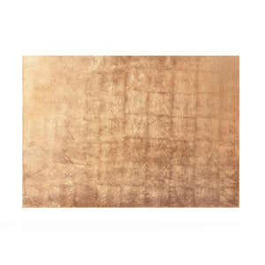 Silver Leaf Serving Mat / Grand Placemat Gold - Posh Trading Company  - Interior furnishings london
