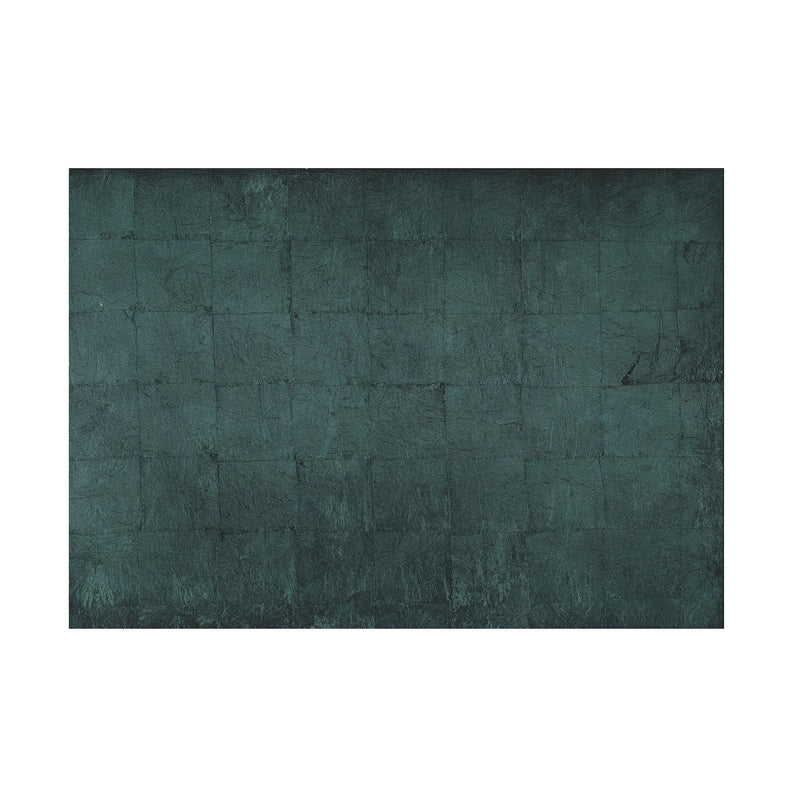 Silver Leaf Serving Mat / Grand Placemat Stormy Sky - Posh Trading Company  - Interior furnishings london