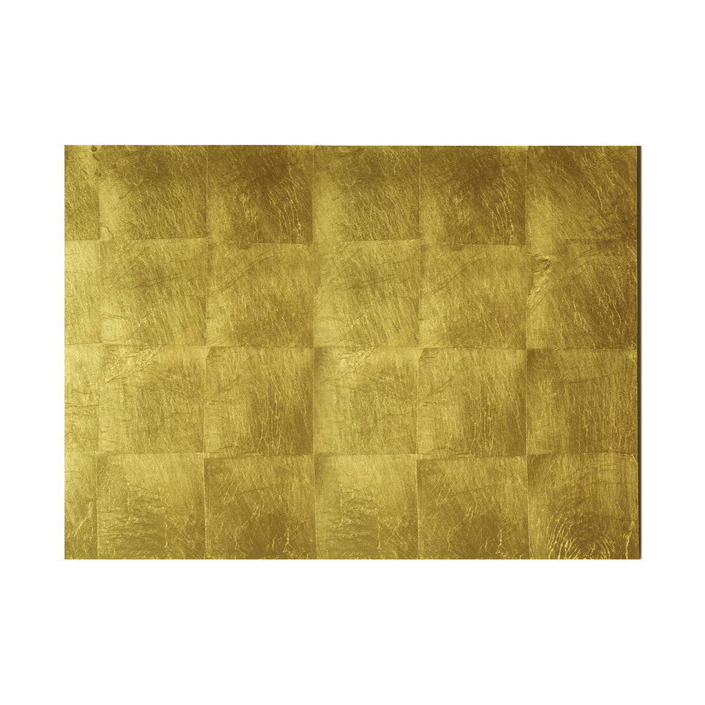Grand Placemat/Serving Mat in Gold Leaf - Posh Trading Company  - Interior furnishings london