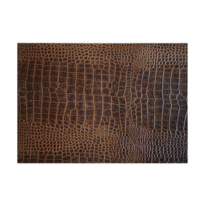 Serving Mat/Grand Placemat Vintage Croc - Posh Trading Company  - Interior furnishings london