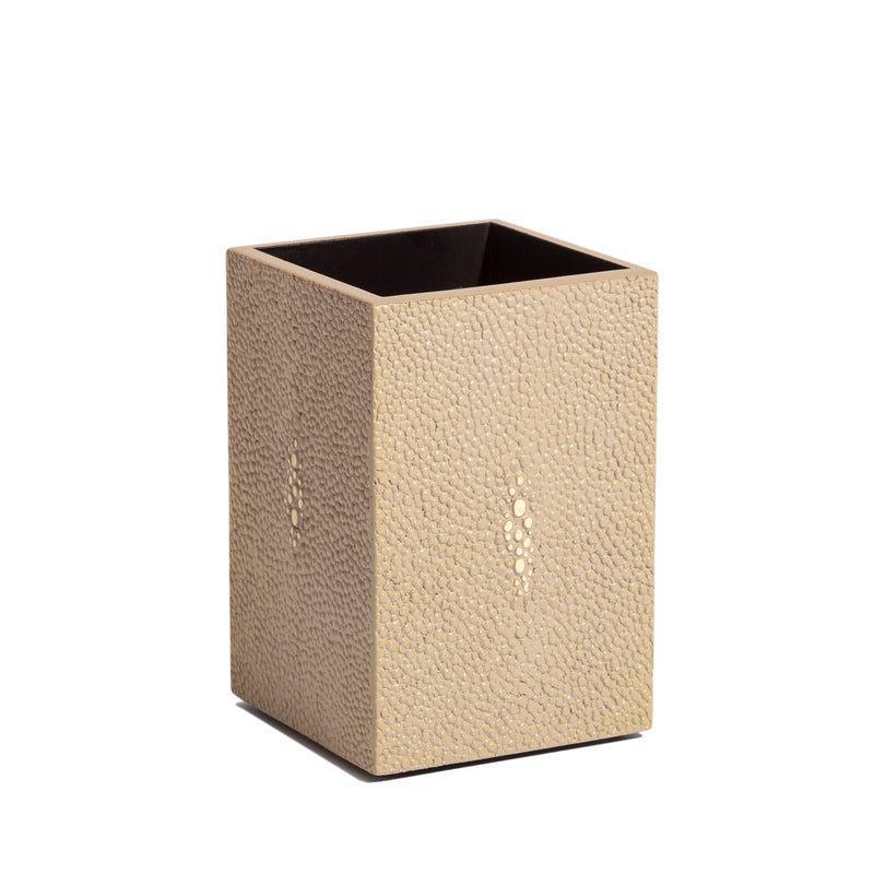 Chelsea Toothbrush Holder Shagreen Natural