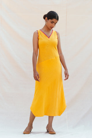 Nola  Dress (Sunflower)