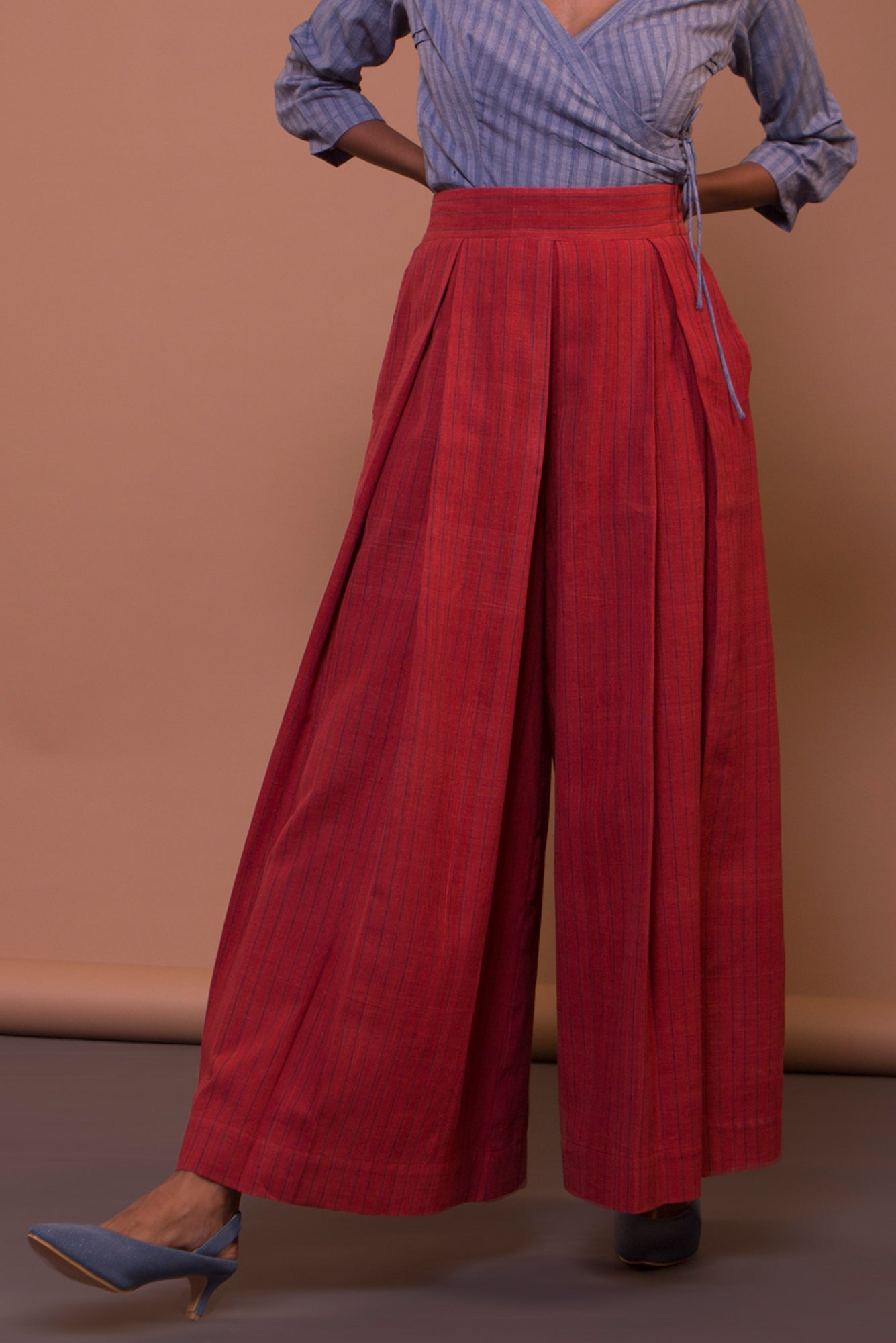Brunch Pants (RED)