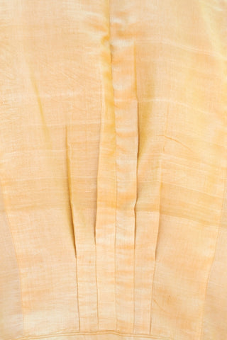 Small Poncho (Pale Gold)