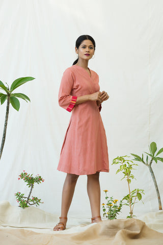Shuchi's Wrap Dress