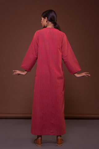 Maitri Dress (Red)