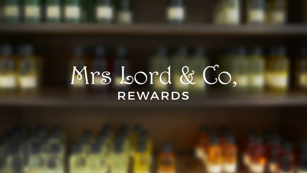 Mrs Lord & Co, Rewards