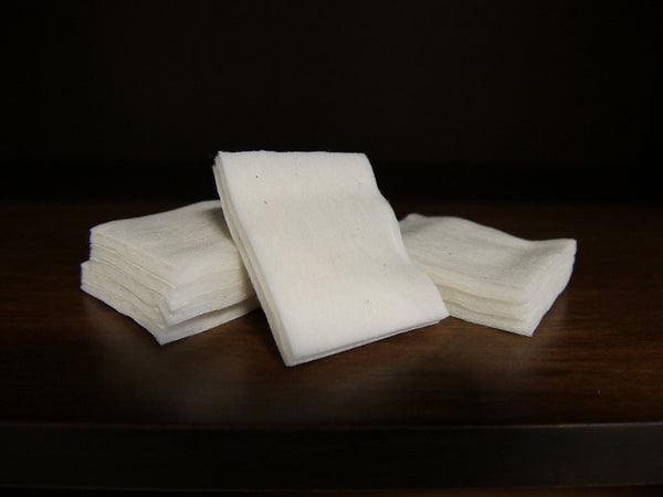 10x Japanese Cotton Pads