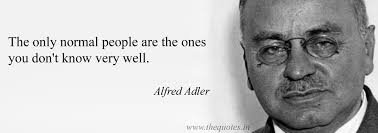 Alfred Adler - From Self Interest to Social Interest