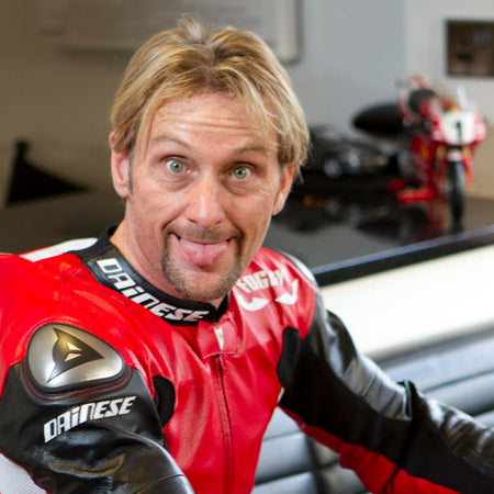 Carl Fogarty - Wait... what?