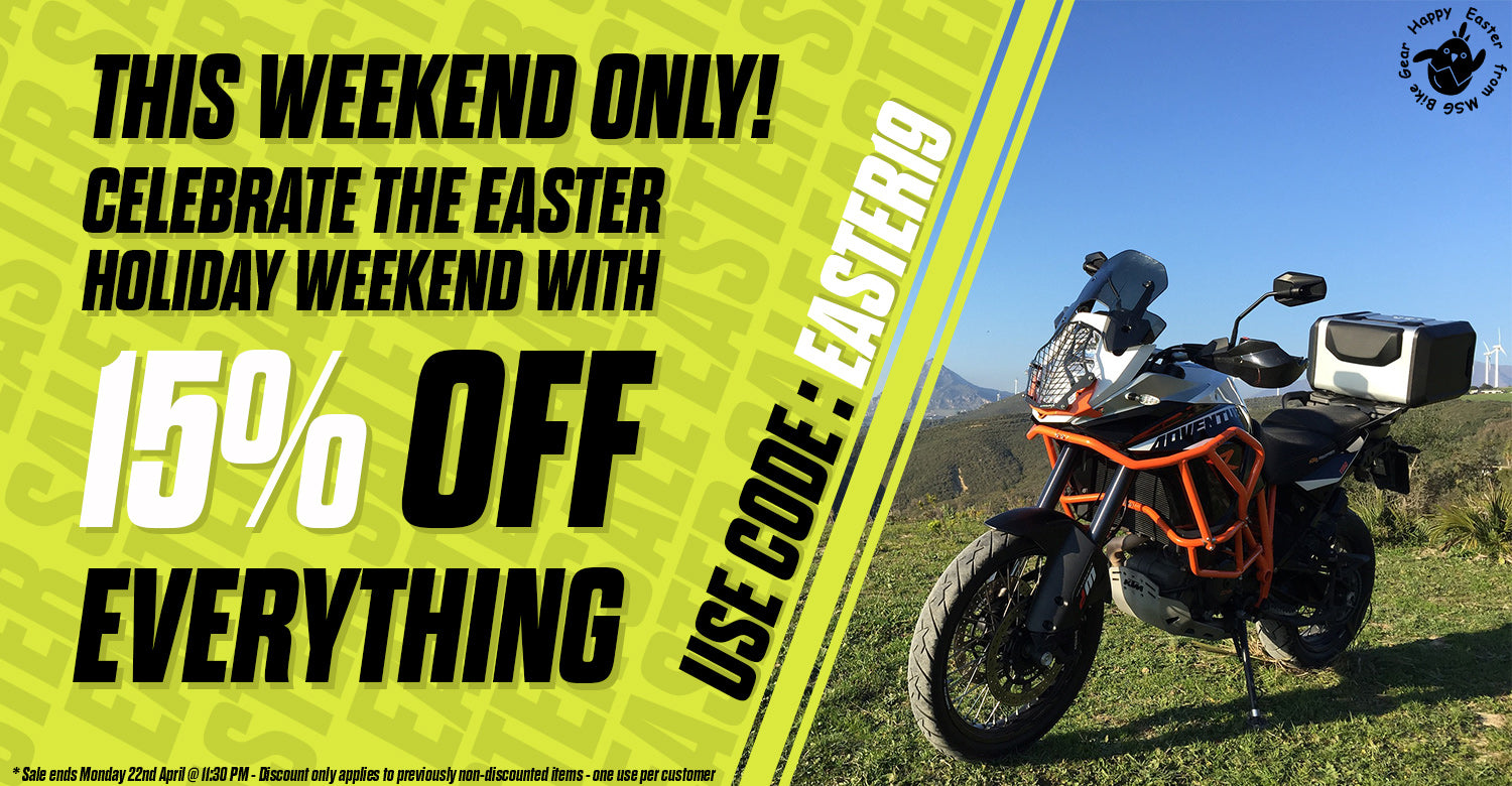 Happy Easter! 15% Off EVERYTHING this weekend only!