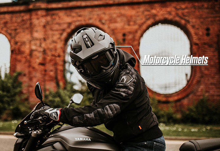 Full Face, Open Face & Modular Flip Front Motorcycle Helmets from MSG Bike Gear