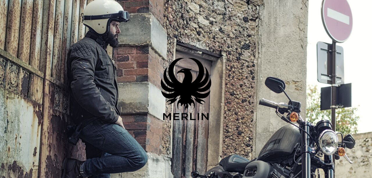 Merlin Motorcycle Gear @ MSG Bike Gear