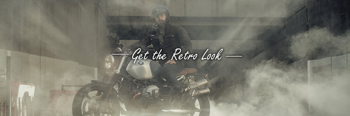 Get the Retro look at MSG Bike Gear