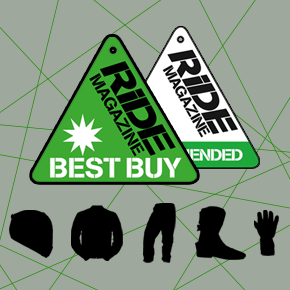 Check out the range of RIDE recommended products availble now at MSG Bike Gear